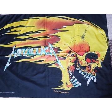 Metallica  2 flagi Ride the Lightning