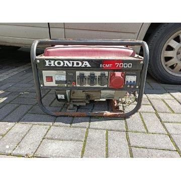 Agregat pr膮dotw贸rczy Honda ECMT 7000