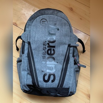 Plecak miejski Superdry blackabel luggage