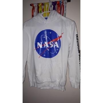 Bluza kangurka z kapturem, NASA, rozm. 146-152 cm