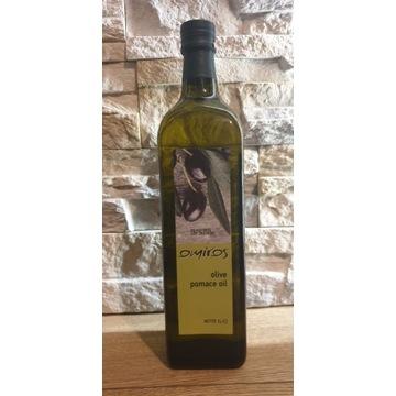 Oliwa z oliwek z wytłoków do smażenia 1l OMIROS