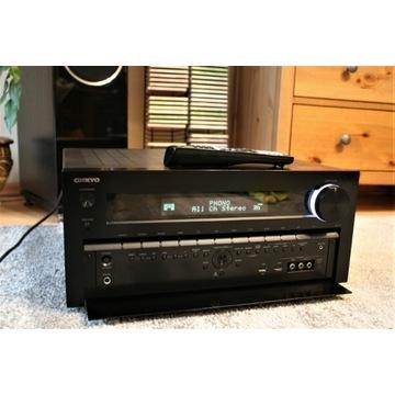 Amplituner Onkyo TX NR1009 USBx2 na WiFi 180 watt