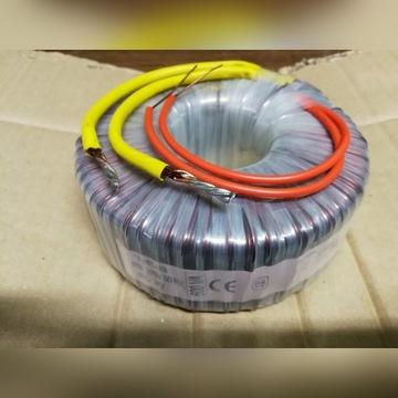 Transformator toroidalny 600VA 230v\24v