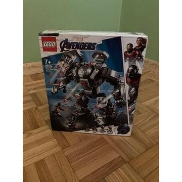 LEGO Avengers 76124