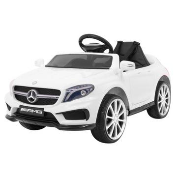 Mercedes GLA 45 na Akumulator 2x45W EVA Ekoskóra