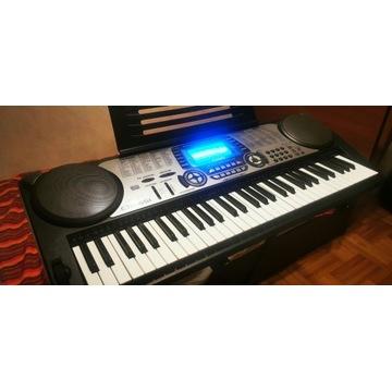 Keyboard Casio CTK-651 + statyw, CTK 651