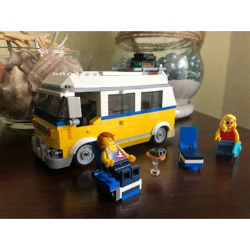 LEGO CREATOR 3 w 1 - Van Surferów 31079