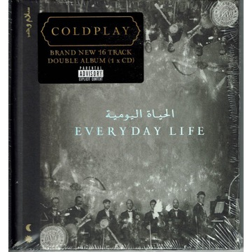 COLDPLAY Every Day Life CD