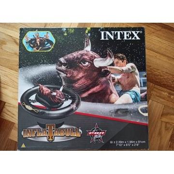 Byk rodeo / Dmuchany byk INTEX InflaTabull