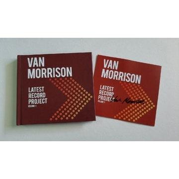 Van Morrison Latest Record Project cd + autograf.