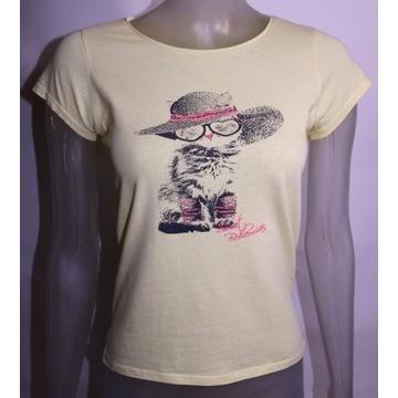 Koszulka dziewczęca z krótkim rękawem 152