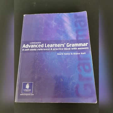 Longman Advanced Learners' Grammar English