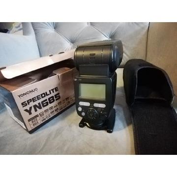 Lampa błyskowa Yongnuo YN-685 do Nikon stopka