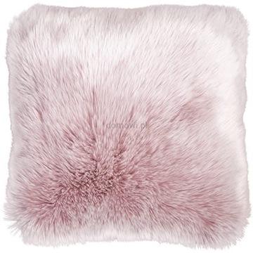 Poduszka dekoracyjna futrzak włochacz