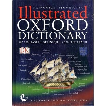 Ilustrowany słownik języka angielskiego