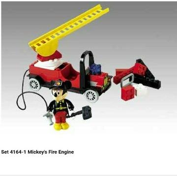 Lego 4164 unikat kolekcjonerski