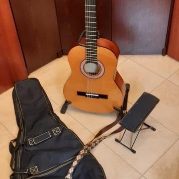 Gitara, zestaw dla początkujących