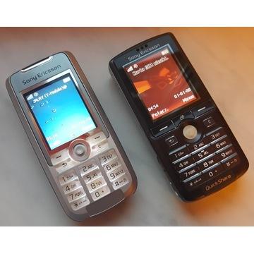 Sony Ericsson K700i oraz K750i zadbane sprawne