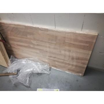 Blat drewniany buk twardzielowy