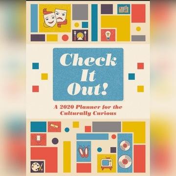 Kalendarz / notes / planner na 2020