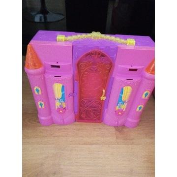 Barbie Mattel zamek rozkładany