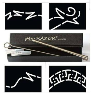 Pen RAZOR by Magia Profesjonal Oryginał