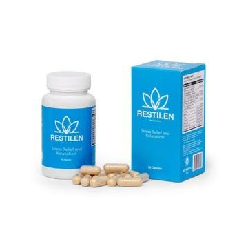 Restilen - Skuteczny suplement diety na stres