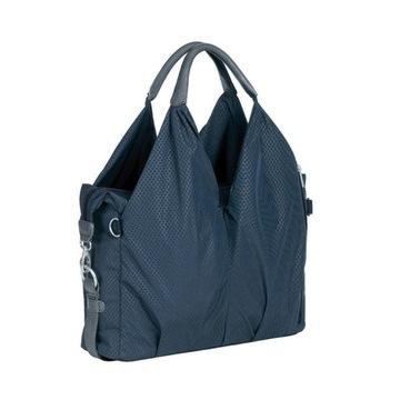 Lassig - granatowa torba do wózka dla mam
