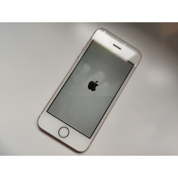 iPhone SE 32GB Rose Gold. Stan bardzo dobry.