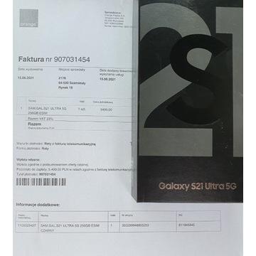 Samsung Galaxy S21 ultra 8/256