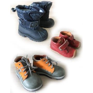 Buty dziecięce (dziewczęce)