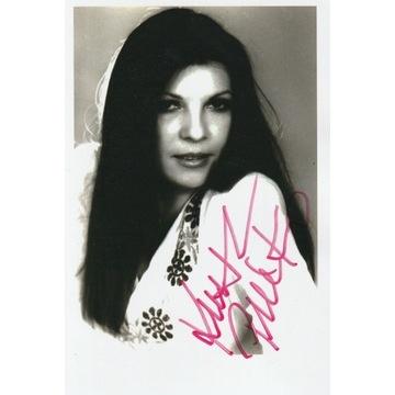 Krystyna PROŃKO - autograf