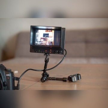 Lilliput 569/O/P LCD 5 (HDMI) + magic arm + kabel