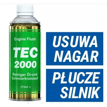Płukanka Do Silnika TEC2000