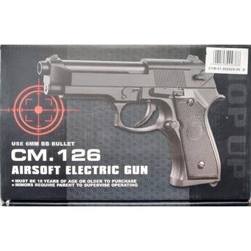 Pistolet ASG Model CM.126
