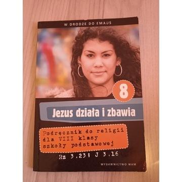 Książka do szkoły z religii