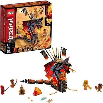 Ognisty kieł 70674 LEGO Ninjago