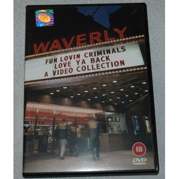 Fun Lovin Criminals LOVE YA BACK DVD