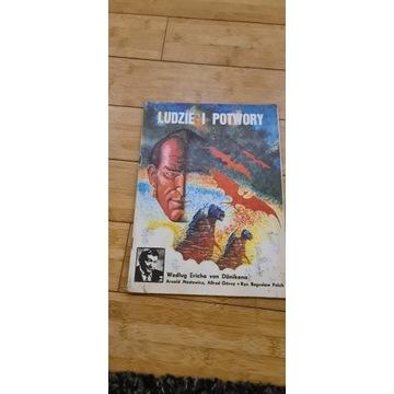 Ludzie i Potwory 1990 Unikat
