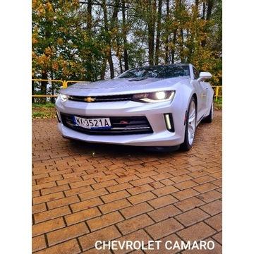 Chevrolet Camaro 3,6 V6 2016