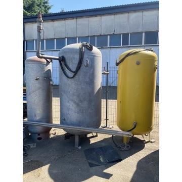 Butla cianieniowa zbiornik do kompresora