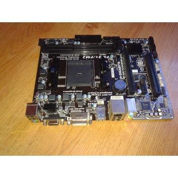 Płyta główna Gigabyte GA-F2A68HM-DS2 FM2+ DDR3 VGA