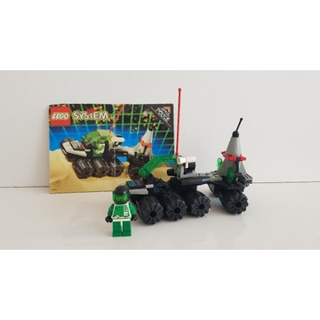Lego 6852 Sonar Security + instrukcja