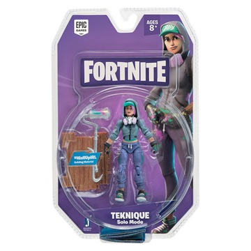 Figurka Fortnite TEKNIQUE