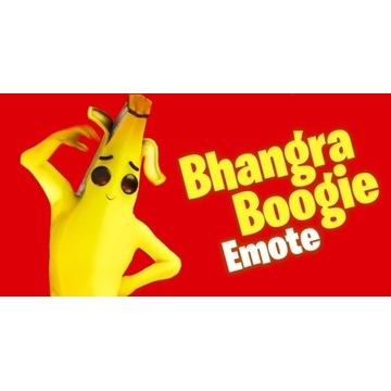 Kod do emotki Bhangra boogie