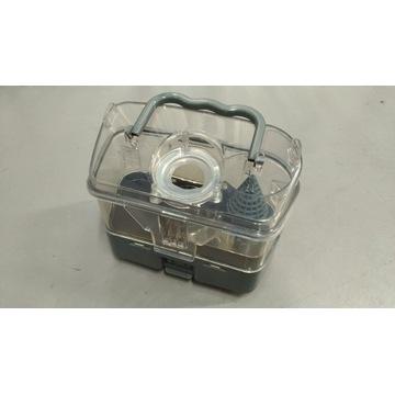 Zelmer Voyager Twix pojemnik na kurz