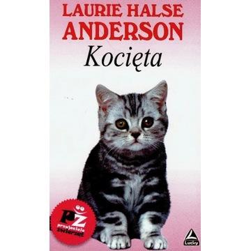 Kocięta - Anderson Laurie Halse