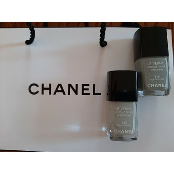 Chanel lakier Le Vernis 522 monochrome