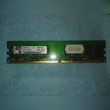 Kingston DDR2 1GB KVR800D2N6/1G