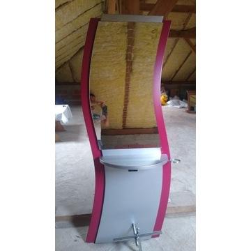 Konsola fryzjerska+fotel fryzjerski GRATIS